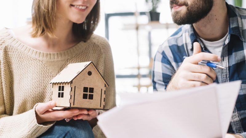 Contrato de compra e venda de imóveis
