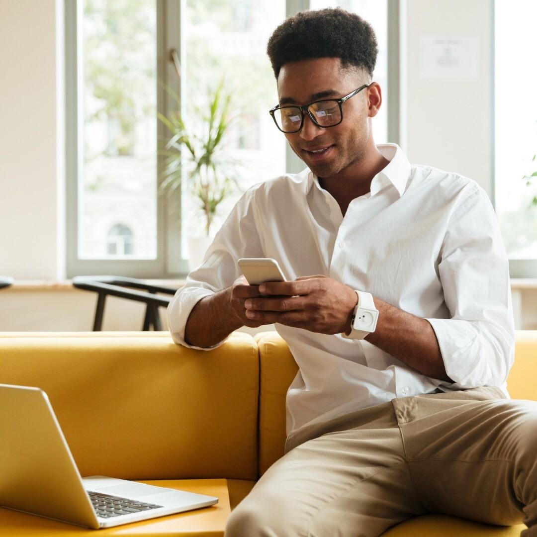 Quais as vantagens de ter uma conta digital?